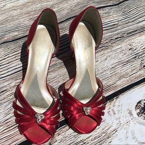 Michaelanglo Red Heels 6.5